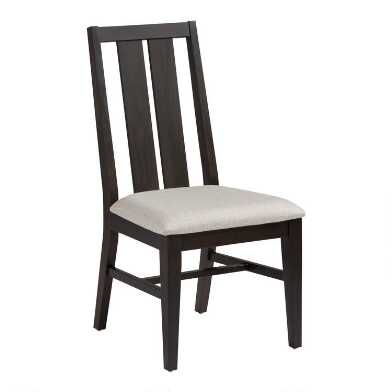 Dark Charcoal Emiliano Dining Chair Set of 2