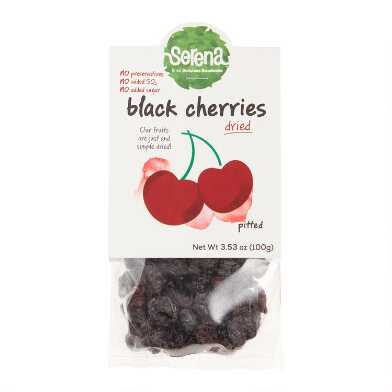 Serena Dried Black Cherries Set of 2