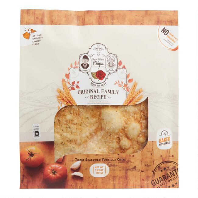 Rose Sisters Tortilla Chips