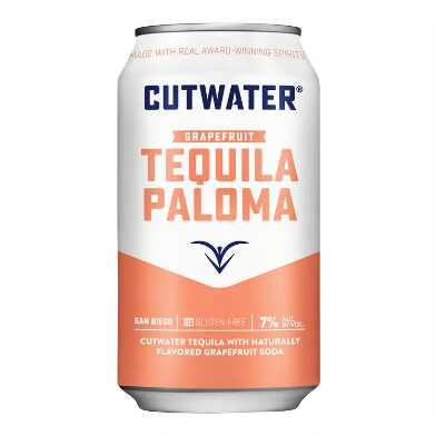 Cutwater Tequila Paloma Cocktail