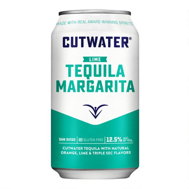 Cutwater Tequila Margarita Cocktail