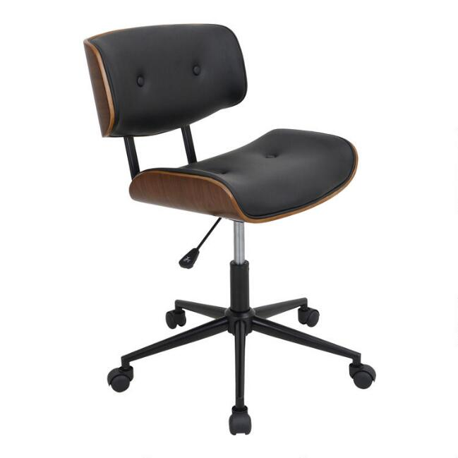 Faux Leather Leander Office Chair
