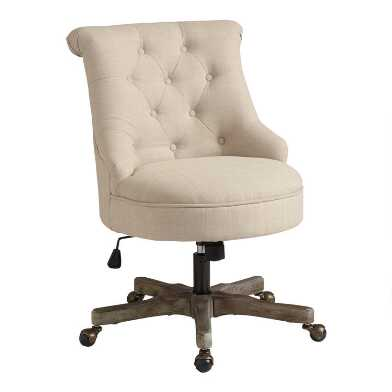 Elsie Upholstered Office Chair