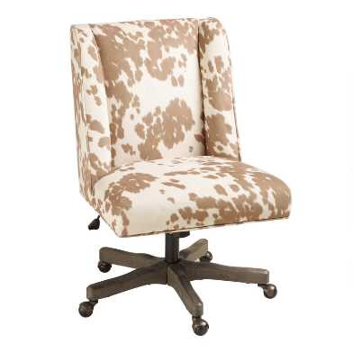 Ava Upholstered Office Chair