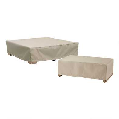 Outdoor Table Cover World Market, World Market Outdoor Furniture Covers