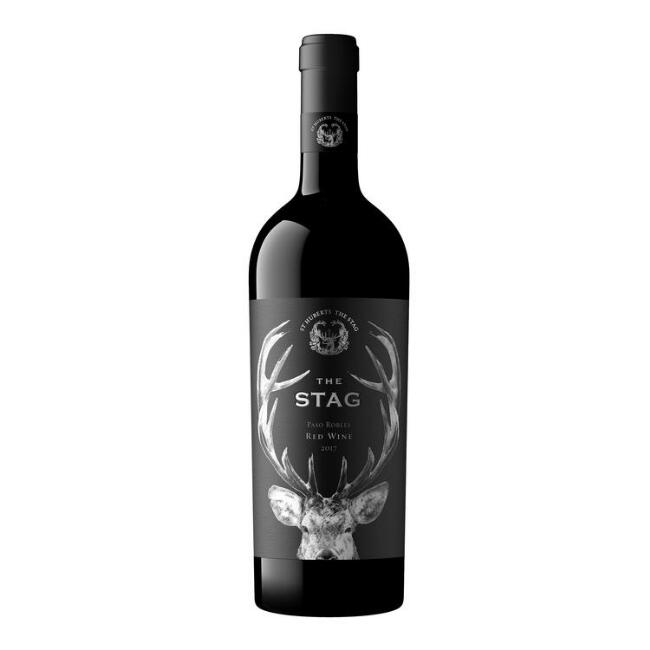 St Huberts The Stag Red Wine