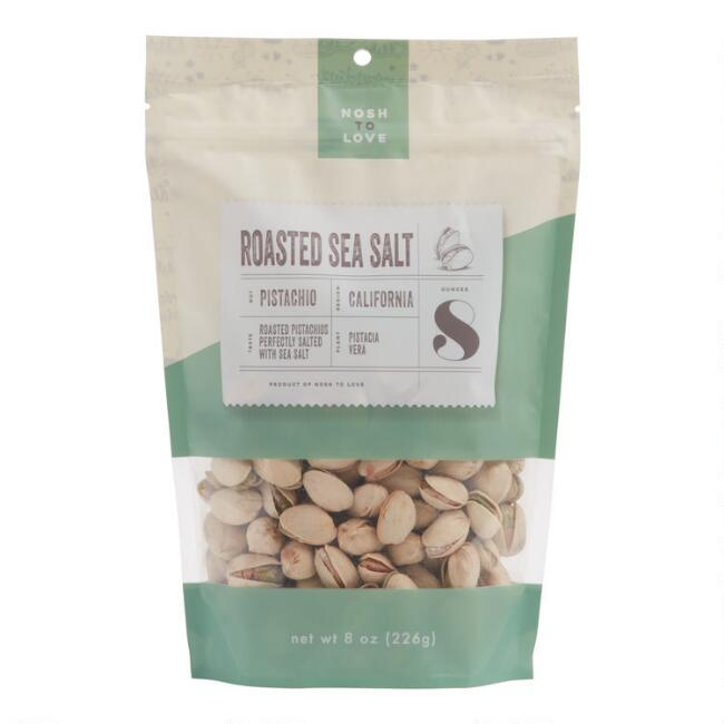 Nosh To Love Roasted Pistachios