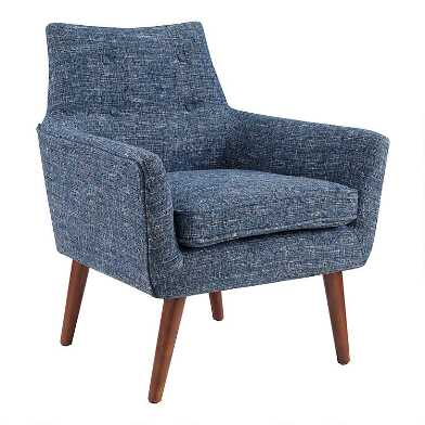 Tufted Thompson Upholstered Armchair