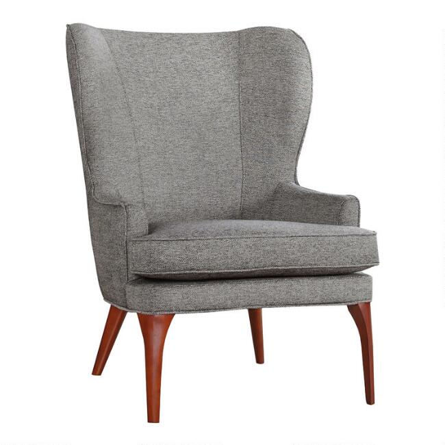 Nilan Wingback Upholstered Chair