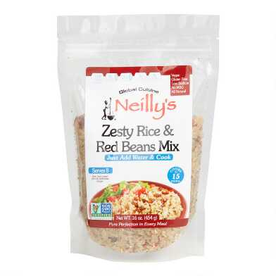 Neilly's Zesty Rice and Red Beans Mix