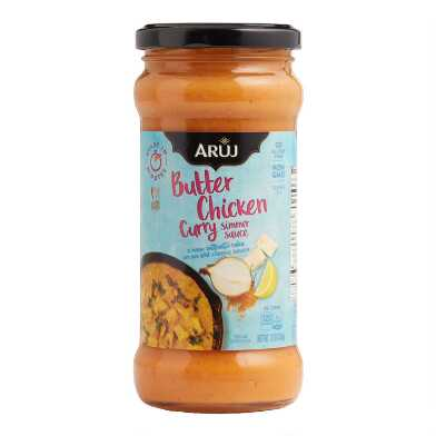 Aruj Butter Chicken Curry Simmer Sauce