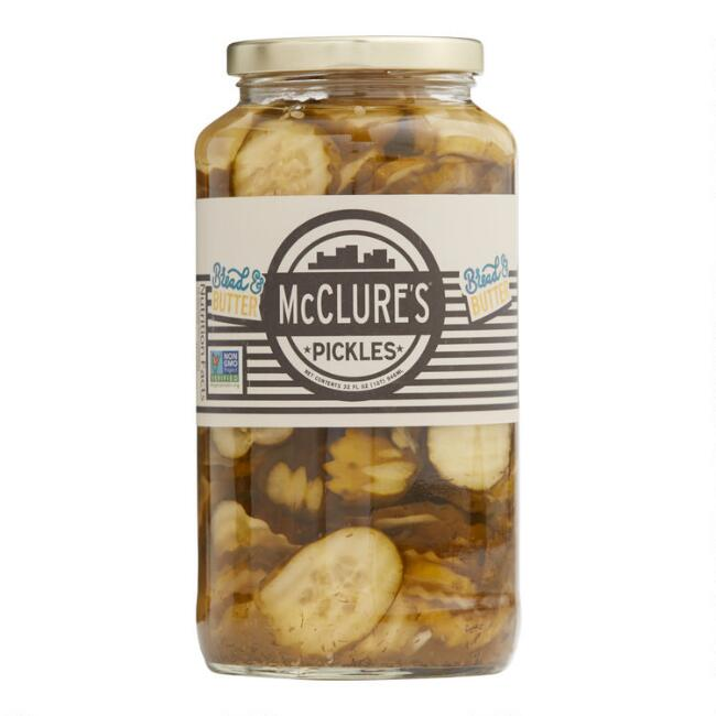 McClure's Bread and Butter Pickle Chips