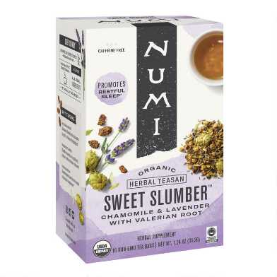 Numi Organic Sweet Slumber Tea 16 Count