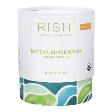 Rishi Matcha Super Green Loose Leaf Tea