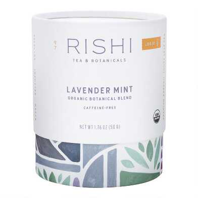 Rishi Lavender Mint Loose Leaf Tea