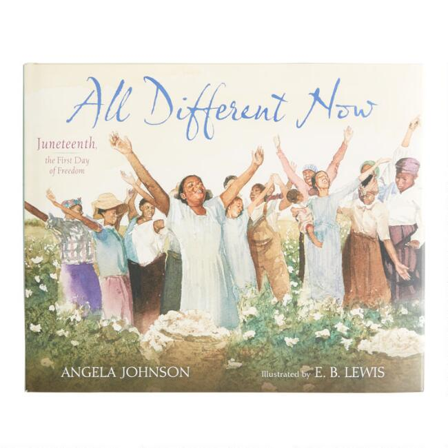 All Different Now Book