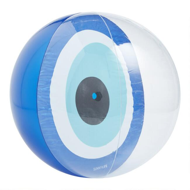 Sunnylife Evil Eye Inflatable Beach Ball