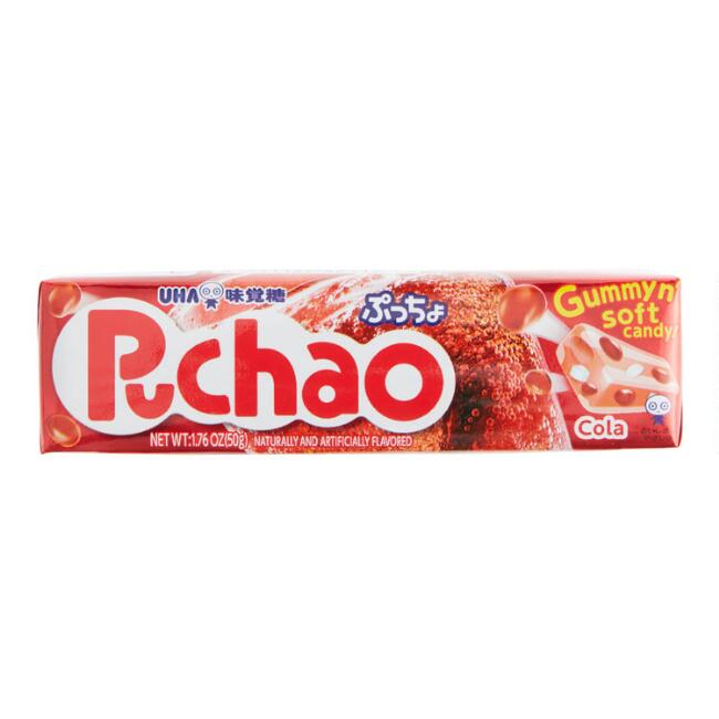 Puchao Cola Gummy Candy Set Of 10