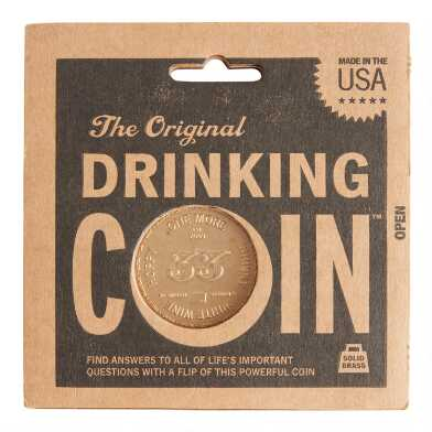 The Original Drinking Coin