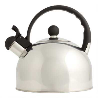 Liberty Polished Stainless Steel Tea Kettle