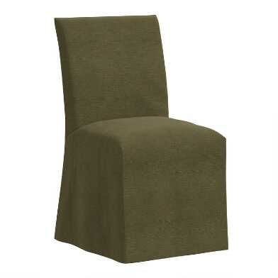 Linen Slipcover Landon Dining Chair