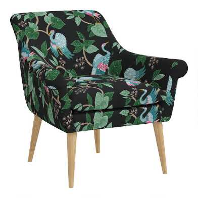 Print Layla Upholstered Chair