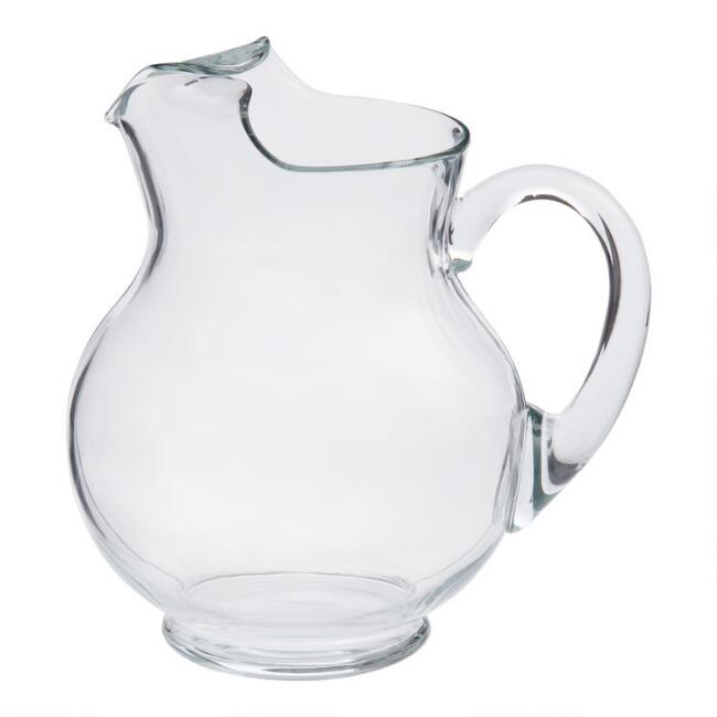 Acapulco Glass Pitcher | World Market