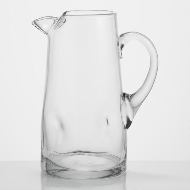 Impressions Clear Pitcher