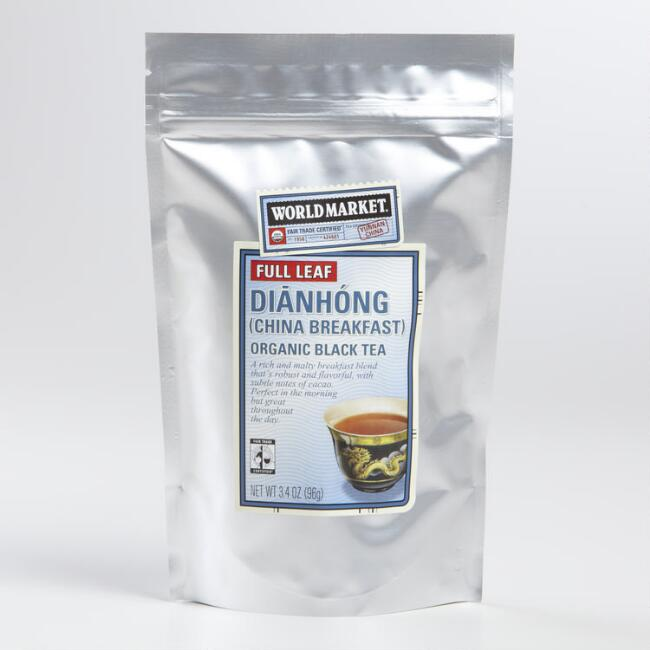 World Market® Organic Dianhong Loose Leaf Black Tea