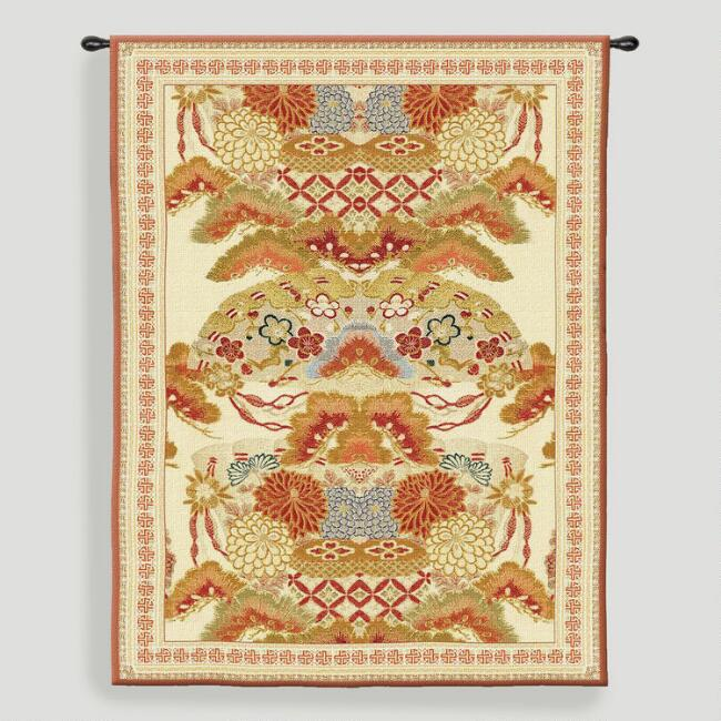 Eastern Tapestry Wall Hanging