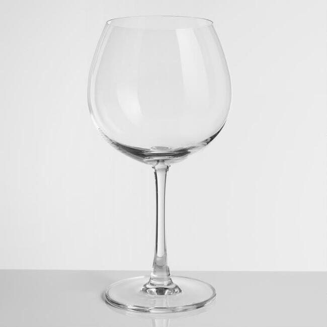 Event Red Wine Glasses Set of 4