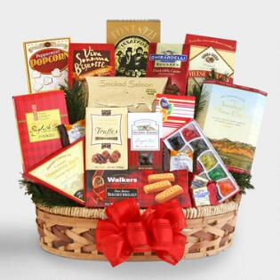 Gourmet gift baskets food gift baskets world market for any occasion gift basket negle Gallery