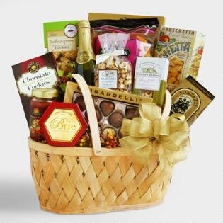 Gift baskets unique ideas online world market winners circle gift basket negle Choice Image