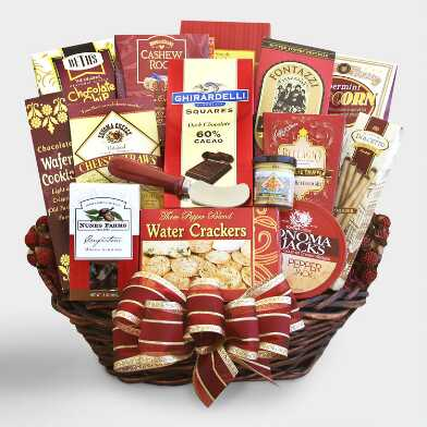 For the Whole Gang Gift Basket