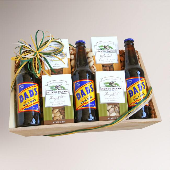 Nuts About You Gift Basket