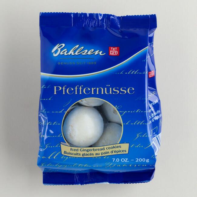 Bahlsen Pfeffernüsse, Set of 2