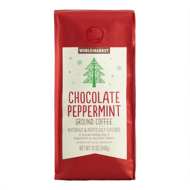 World Market® Chocolate Peppermint Coffee
