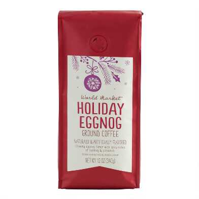 12 Oz. World Market® Eggnog Ground Coffee