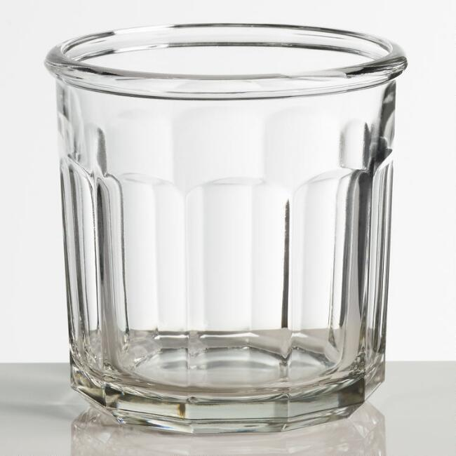 Working Double Old Fashioned Glasses Set of 4