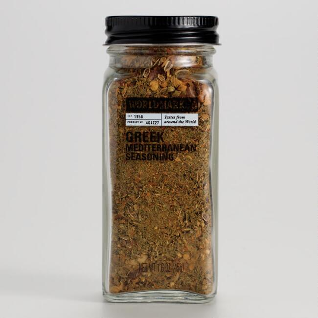 World Market® Greek Mediterranean Seasoning