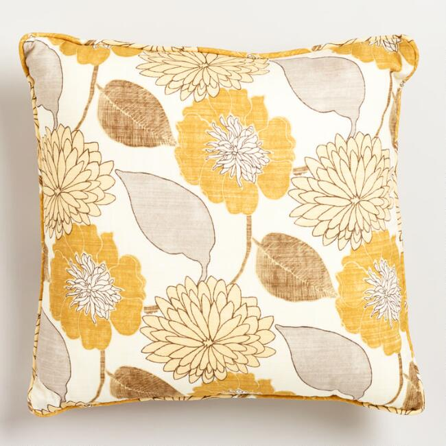 Emma Throw Pillow
