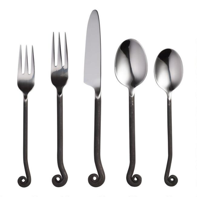 Treble Clef Flatware Collection