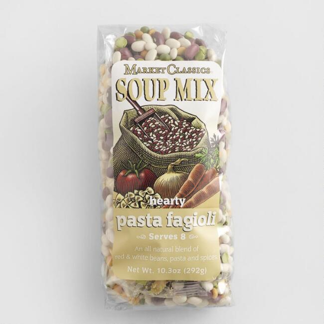 Market Classics® Hearty Pasta Fagioli Soup Mix, Set of 2