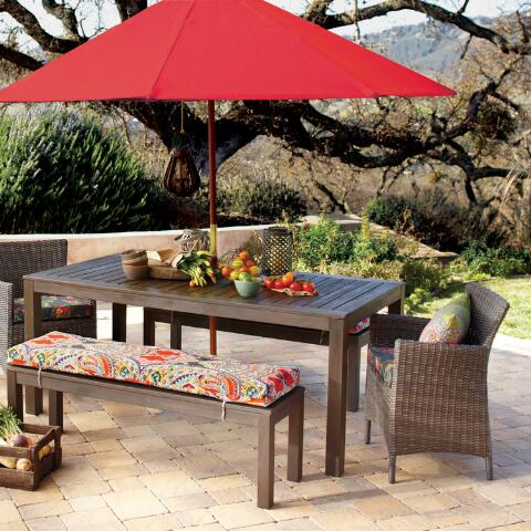 Laguna outdoor furniture collection world market for Outdoor furniture covers world market