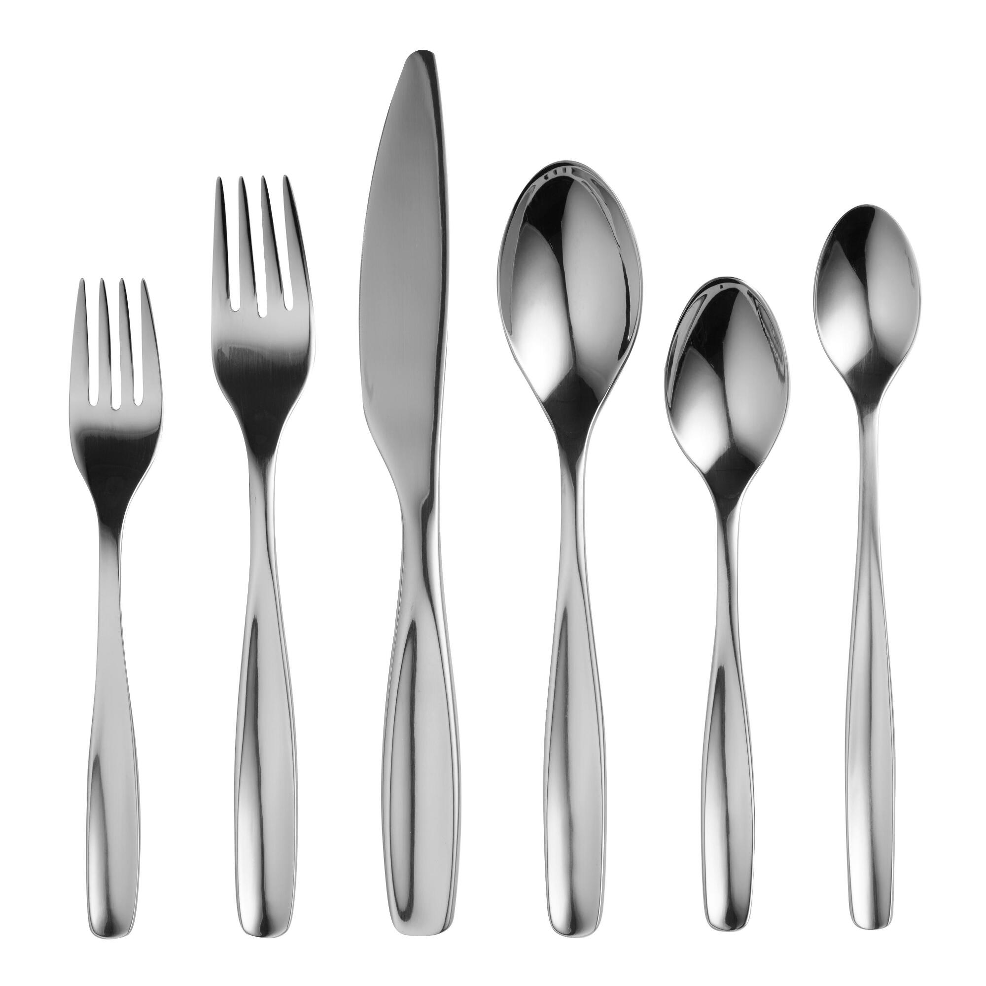 Luna Flatware Collection by World Market