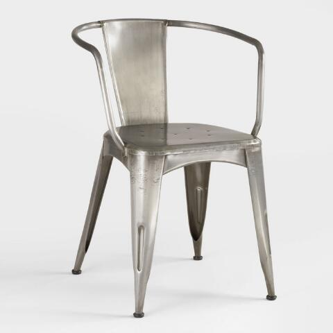 Wondrous Metal Jackson Tub Chair Gmtry Best Dining Table And Chair Ideas Images Gmtryco