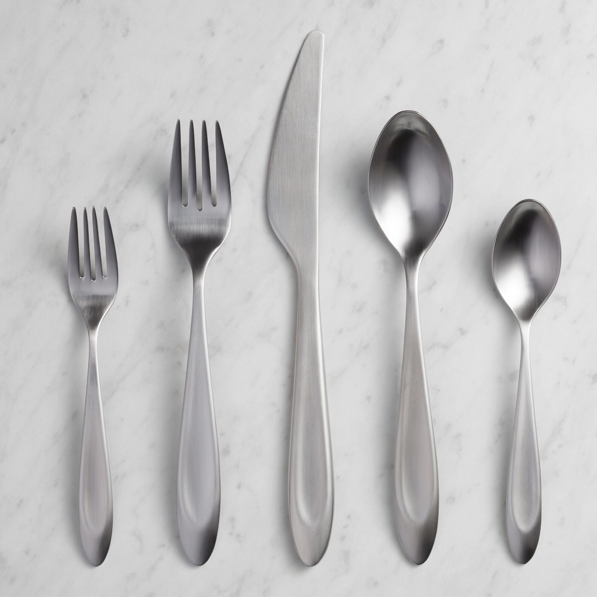 Slate Flatware Collection by World Market