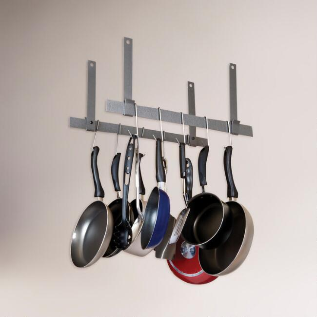 Ceiling Bar Pot Rack