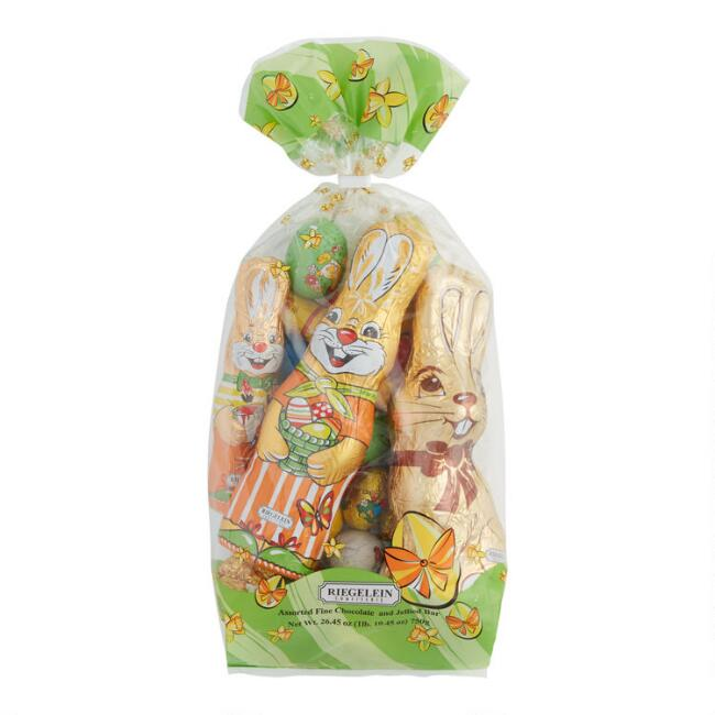 Riegelein Assorted Easter Chocolates Bag