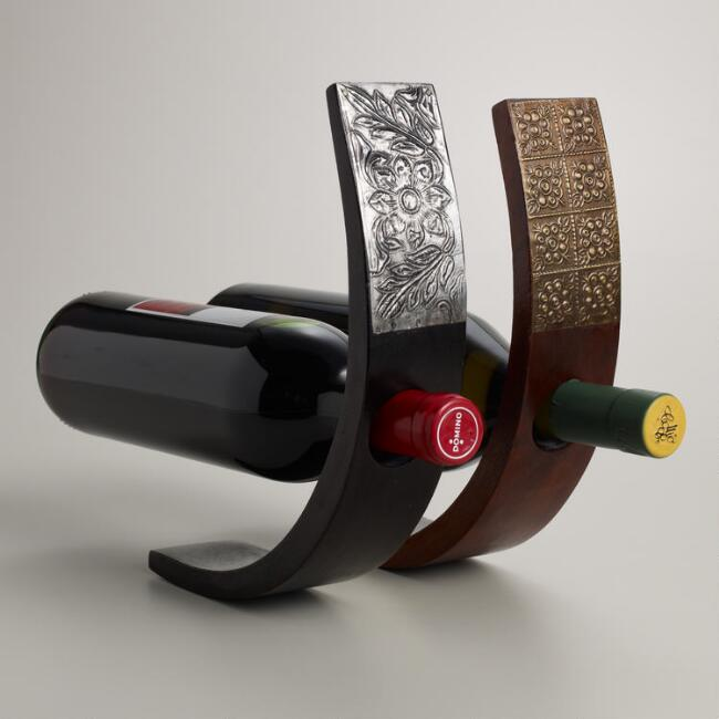 L'Arc Wine Bottle Holder, Set of 2